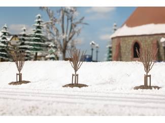 Auhagen 70951 - Jonge bomen / winter - H0 TT N Modeltreinshop