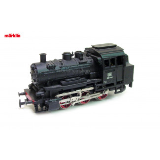 Marklin H0 3000 V7 Stoom Locomotief BR 89 - Modeltreinshop