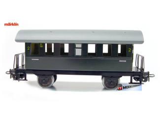 Marklin HO 4000 V4 Reizigers Rijtuig Ci/Bi 1957-1980 - Modeltreinshop