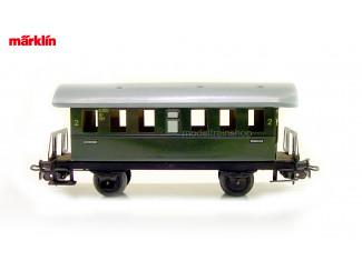 Marklin H0 4000 V4 Reizigers Rijtuig Ci/Bi 1957-1980 - Modeltreinshop