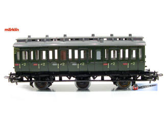 Marklin H0 4004 V7 Reizigers Rijtuig - Modeltreinshop