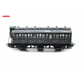 Marklin HO 4005 V7 - Reizigers Rijtuig - Modeltreinshop