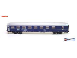 Marklin H0 4182 NS Express Trein Slaaprijtuig WLAM - 1986/89 - Modeltreinshop