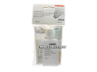 Marklin H0 02420 Rookolie 50 ml - Modeltreinshop
