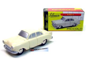 Schuco 05391 Piccolo Opel Kapitan 1956 Modellauto Metall 1:90 - Modeltreinshop