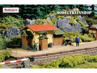 Auhagen H0 11322 Baanwachtershuisje - Modeltreinshop
