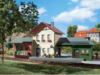Auhagen H0 11331 Station Hohendorf - Modeltreinshop