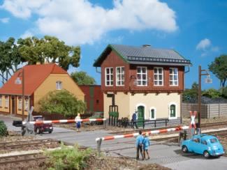 """Auhagen HO 11333 Seinhuis """"Tharandt"""" - Modeltreinshop"""