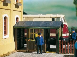 Auhagen HO 11337 Stations Doorgang - Modeltreinshop