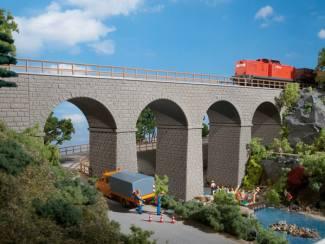 Auhagen HO 11344 Viaduct - Modeltreinshop