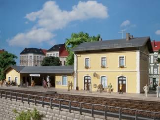 Auhagen HO 11369 Station Plottenstein - Modeltreinshop