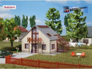 Auhagen TT 13301 Huis Janine - Modeltreinshop