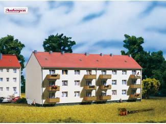 Auhagen TT 13332 Gezinswoningen - Modeltreinshop