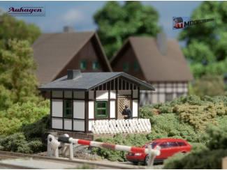 Auhagen N 14455 Spoorweg Wachtershuisje - Modeltreinshop