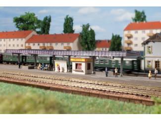 Auhagen N 14459 Stations Platform - Modeltreinshop