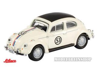 """Schuco H0 21888 Volkswagen Kever """"Herbie"""" - Modeltreinshop"""