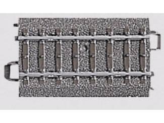 Marklin C Rail 24064 Rechte rail 64,3mm - Modeltreinshop