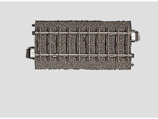 Marklin C Rail 24077 Rechte rail 77,5 mm - Modeltreinshop