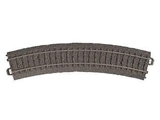 Marklin C Rail 24130 Gebogen rail R1 360mm / 30° - Modeltreinshop