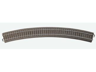 Marklin C Rail 24530 Gebogen rail 643,6mm - Modeltreinshop