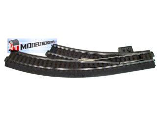 Marklin C Rail 24672 Meegebogen wissel rechts 360 mm - Modeltreinshop