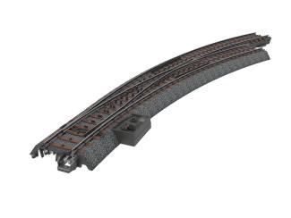 Marklin C Rail 24772 Meegebogen wissel rechts 515 mm/30° - Modeltreinshop