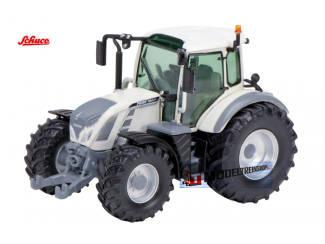 Schuco H0 25688 Tractor Fendt Vario 724 Wit - Modeltreinshop