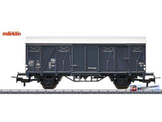 Marklin H0 29184 Gesloten goederenwagen werkstattwagen - Modeltreinshop