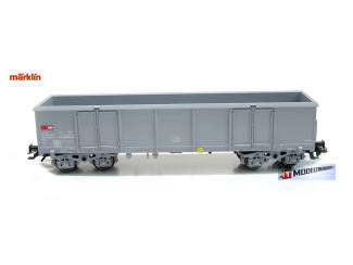 Marklin H0 29484 Hogeboordwagen Eaos 4 assen van de SBB / CFF / FFS - Modeltreinshop