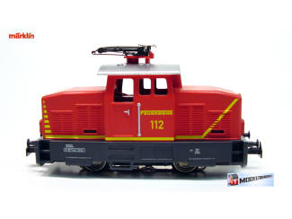 Marklin 29752 Diesel Locomotief Henschel EA 500 Brandweer Digitaal - Modeltreinshop