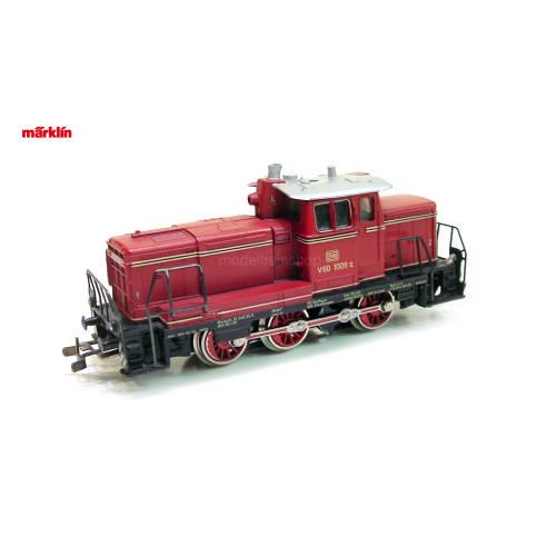 Marklin H0 3065 V1 Diesel Locomotief BR V60 / BR 260 / BR 360 - Modeltreinshop