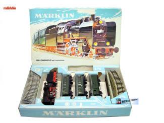 Marklin H0 3103 Treinset met BR24 - Modeltreinshop