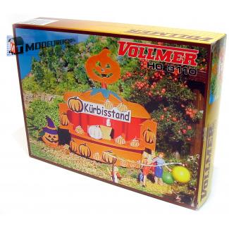 Vollmer HO 3110 Pompoen Stal - Modeltreinshop