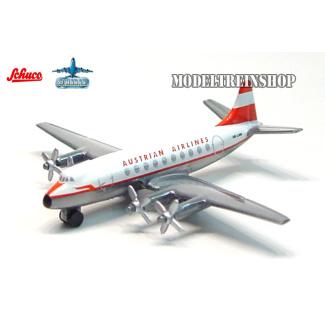 Schuco 3551577 Vickers Viscount Austrian Airlines - Modeltreinshop