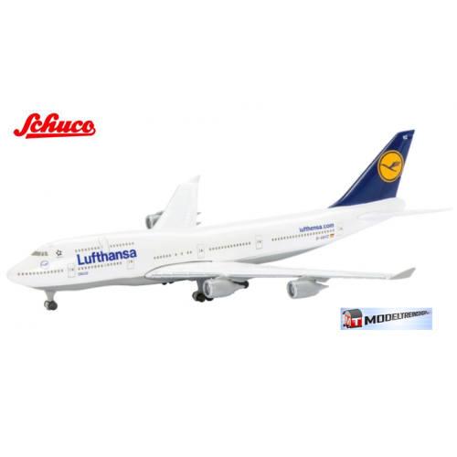 Schabak 3551633 Boeing 747-400 Lufthansa - Modeltreinshop