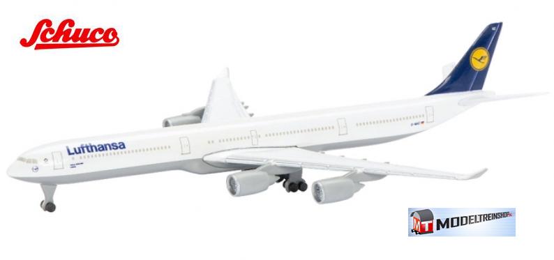Schabak 3551634 Airbus A340-600 Lufthansa - Modeltreinshop