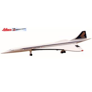 Schuco 3551664 Concorde Singapore / British Airways - Modeltreinshop