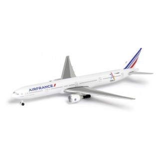 Schuco 3551691 Boeing 777-300 Air France (Olympia 2024) - Modeltreinshop
