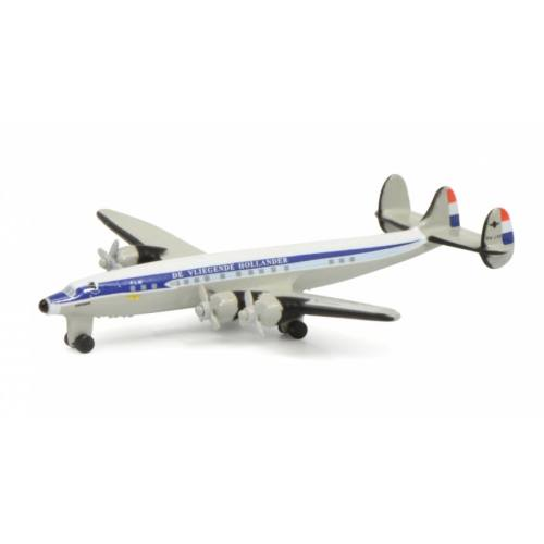 Schabak 3551696 Lockheed L1049 Super Constallation KLM De Vliegende Hollander - Modeltreinshop