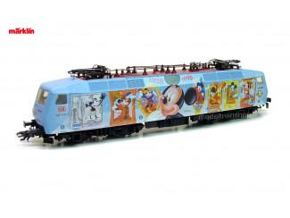 Marklin 37535 E-Loco BR120 Disney Micky Mouse Digitaal - MHI - Modeltreinshop