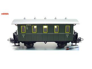 Marklin H0 4039 Reizigers Rijtuig Bi der DB - Modeltreinshop