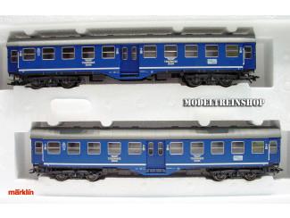 "Marklin H0 42891 Set personenrijtuigen ""Tegernsee-Bahn"" - Modeltreinshop"