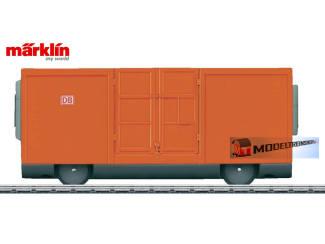 Marklin My World HO 44103 Open goederenwagen - Modeltreinshop