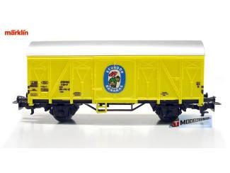 Marklin HO 4414 V1 Goederenwagen Ecuador Bananas - Modeltreinshop