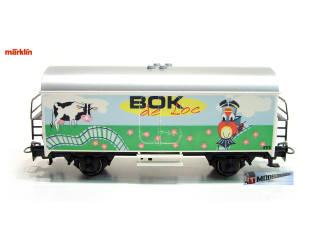 Marklin H0 4415 358 Gesloten Goederenwagen Bok de Loc - Modeltreinshop