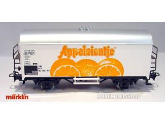 Marklin H0 844158 4415 V10 Gesloten Goederenwagen Appelsientje - NS - Modeltreinshop