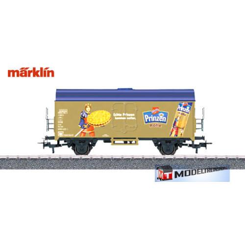 Marklin HO 44210 Koelwagen Prinzen-Rolle - Ihs 377 van de DB - Modeltreinshop