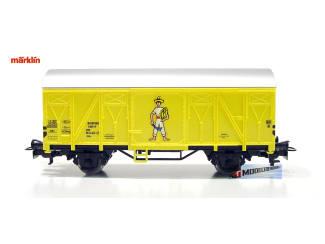 Marklin Primex HO 4544 V04 Goederenwagen Banana - Modeltreinshop