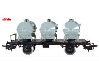 Marklin Primex HO 4585 V2 Container Wagen Modeltreinshop