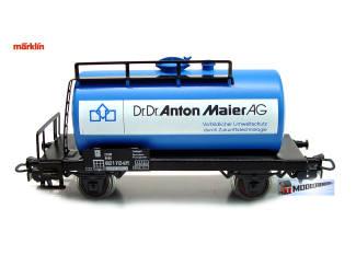 Marklin Primex HO 4591 Tankwagen Dr.Dr. Anton Maier AG - Modeltreinshop